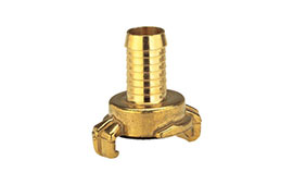 GARDENA Brass Quick Coupling Nozzle 13 mm (1/2), 19mm (3/4)